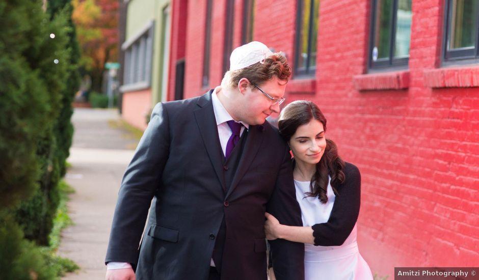 Gabe and Robyn's Wedding in Portland, Oregon