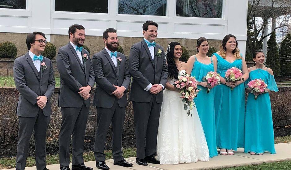 Dolan and Alyssa 's Wedding in Warrington, Pennsylvania