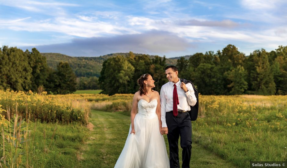 Rohit and Joyce's Wedding in Ithaca, New York