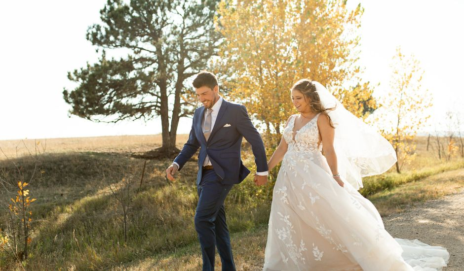 Matthew and Haley's Wedding in Sturgis, South Dakota