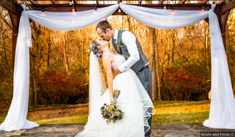 Cameron and Ashley's Wedding in Millersville, Pennsylvania