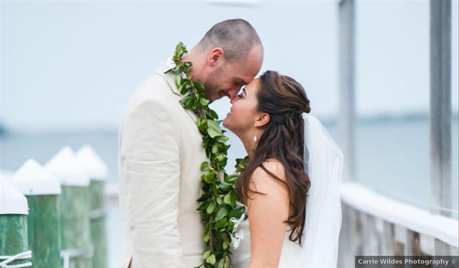 Erin and Adam's Wedding in Saint Petersburg, Florida
