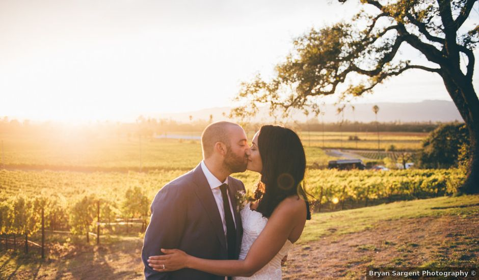 Alberta and Doug's Wedding in Sonoma, California