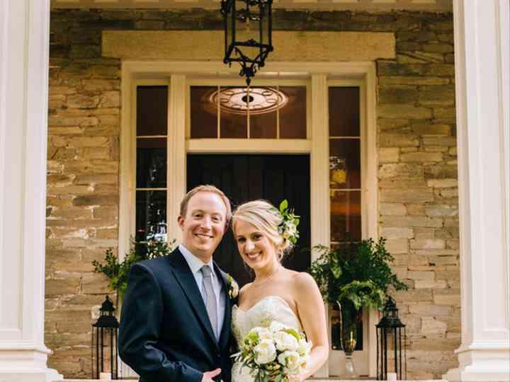 The wedding of Kyle and Cori
