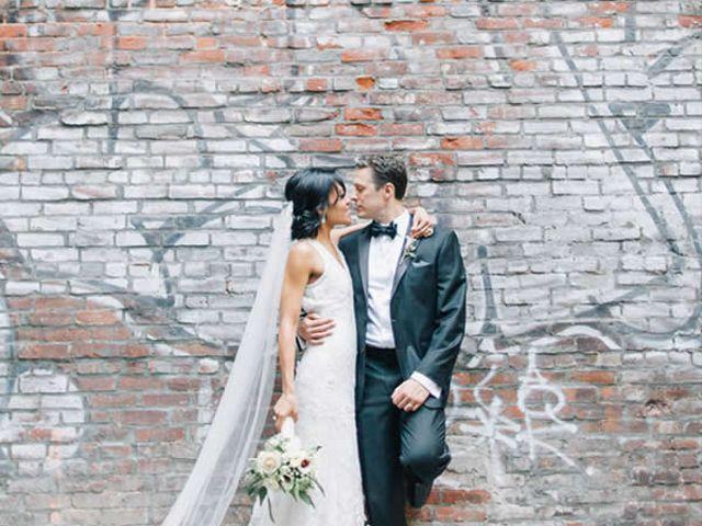 The wedding of Keith and Christina