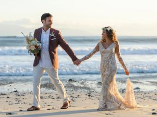 The wedding of Nada and Marcus