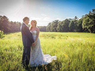 Michael and Janie's Wedding in Pine Mountain, Georgia 3