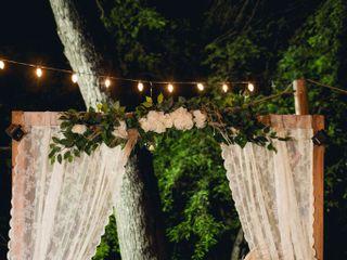 The wedding of Zahira and Luigi 1