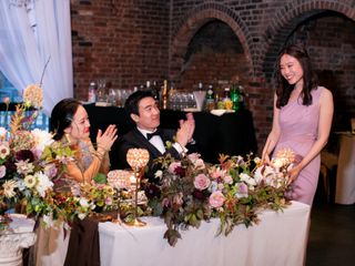 The wedding of Cathy and Vito 1