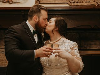 The wedding of Mariah and Ben 1
