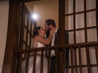 The wedding of Jacquelyn and James 2