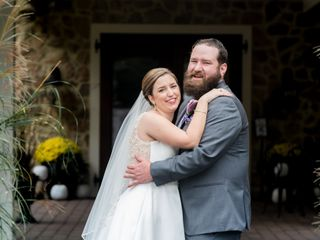 The wedding of Jacquelyn and James