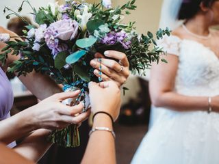 The wedding of DeNina and Josh 2