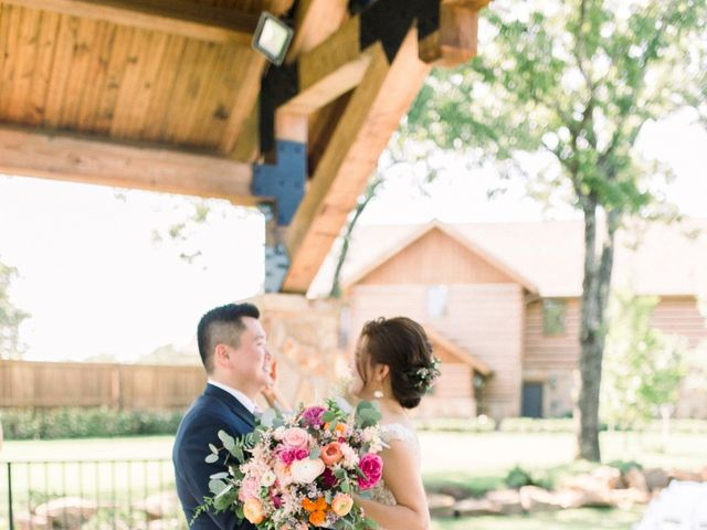 Huiting and Charlie's Wedding in Aubrey, Texas 7