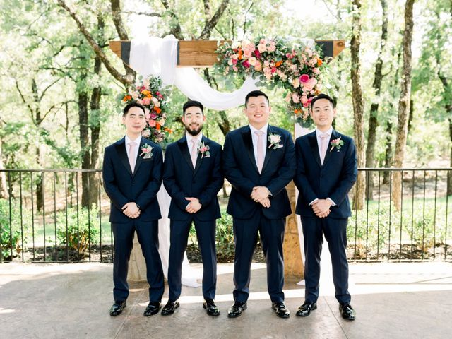 Huiting and Charlie's Wedding in Aubrey, Texas 2