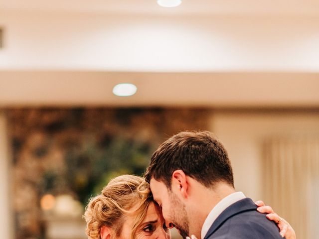 Mallory and Rob's Wedding in Canandaigua, New York 7