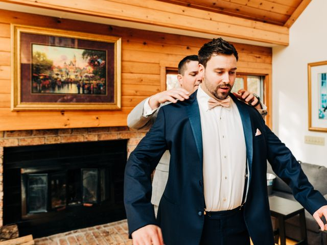 Mallory and Rob's Wedding in Canandaigua, New York 13