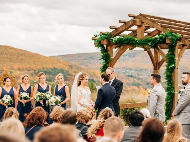 Mallory and Rob's Wedding in Canandaigua, New York 19