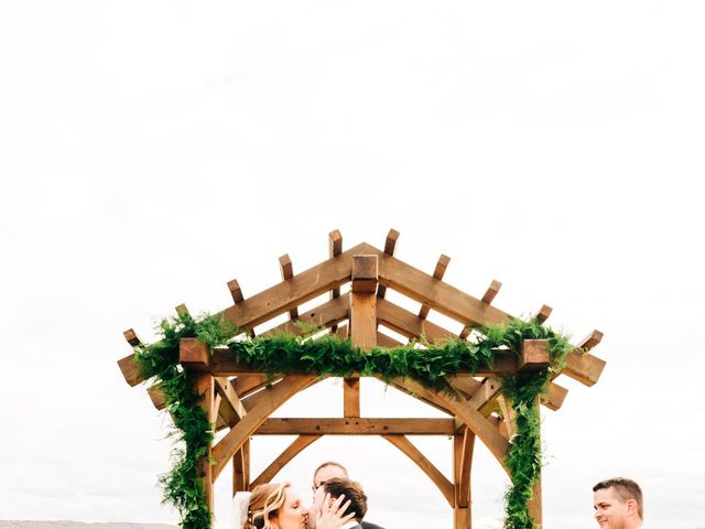 Mallory and Rob's Wedding in Canandaigua, New York 21