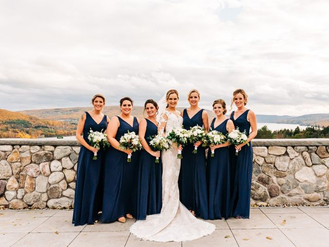 Mallory and Rob's Wedding in Canandaigua, New York 25