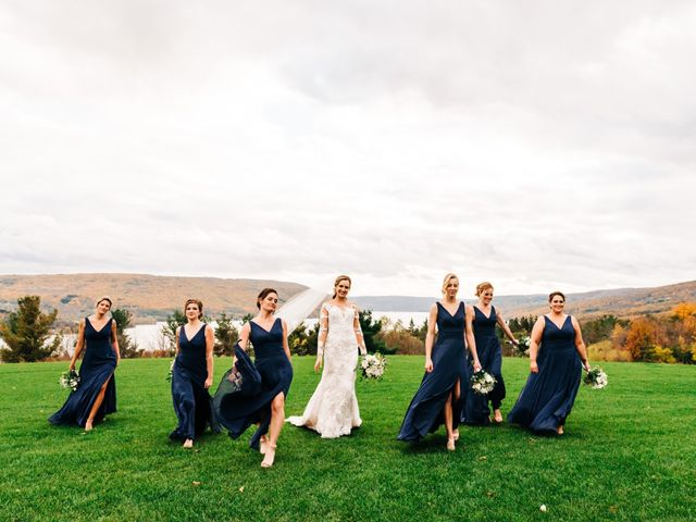 Mallory and Rob's Wedding in Canandaigua, New York 27