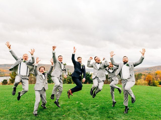 Mallory and Rob's Wedding in Canandaigua, New York 29