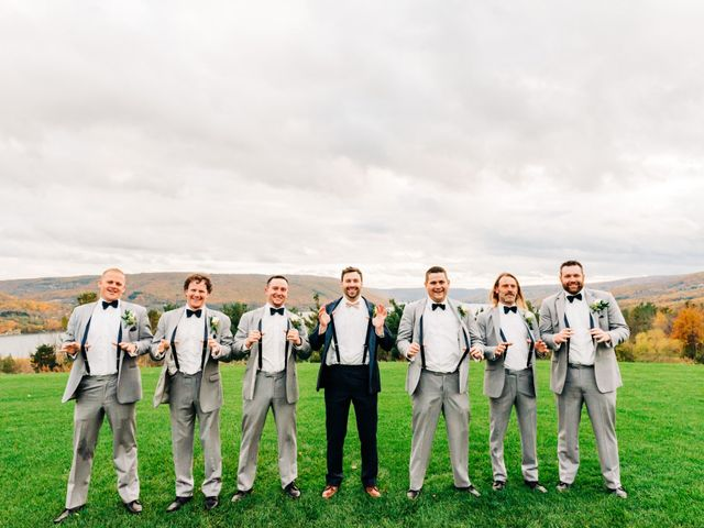 Mallory and Rob's Wedding in Canandaigua, New York 30