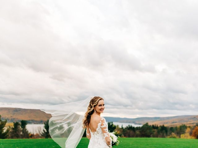Mallory and Rob's Wedding in Canandaigua, New York 36
