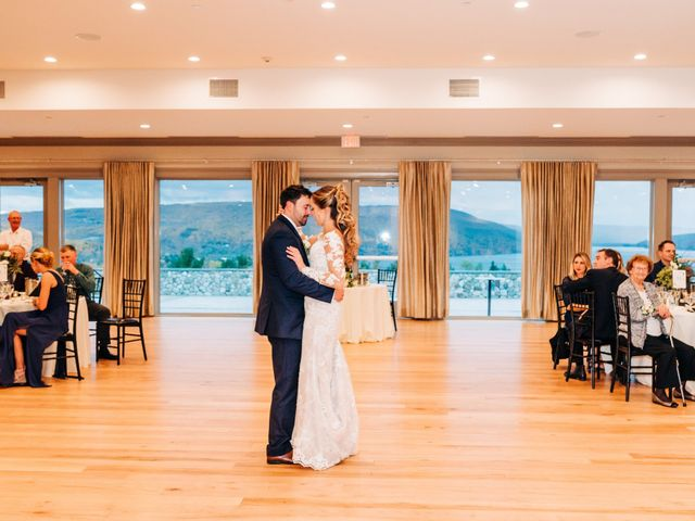 Mallory and Rob's Wedding in Canandaigua, New York 38