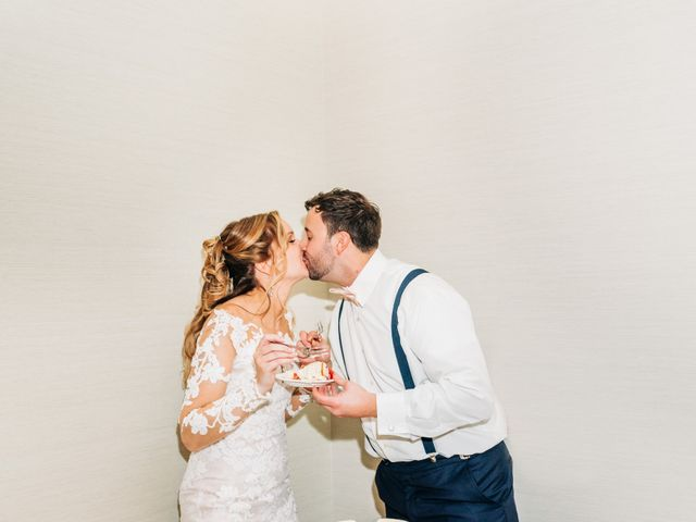 Mallory and Rob's Wedding in Canandaigua, New York 41