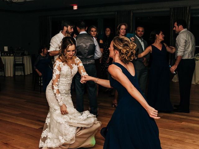 Mallory and Rob's Wedding in Canandaigua, New York 42