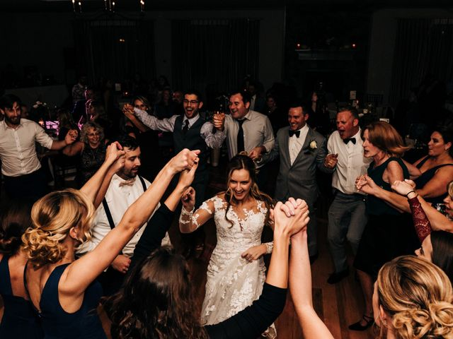 Mallory and Rob's Wedding in Canandaigua, New York 45