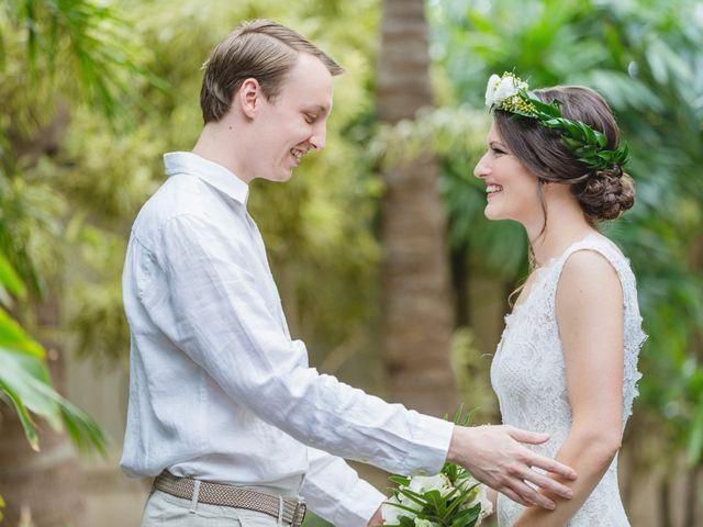 Donald and Kirby's Wedding in Kihei, Hawaii 33