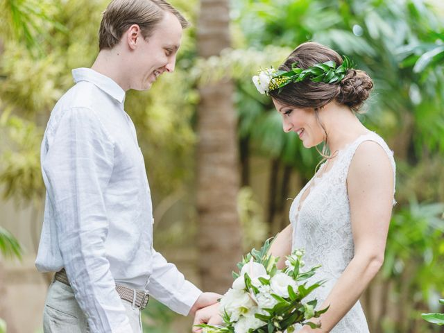 Donald and Kirby's Wedding in Kihei, Hawaii 34
