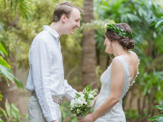 Donald and Kirby's Wedding in Kihei, Hawaii 35