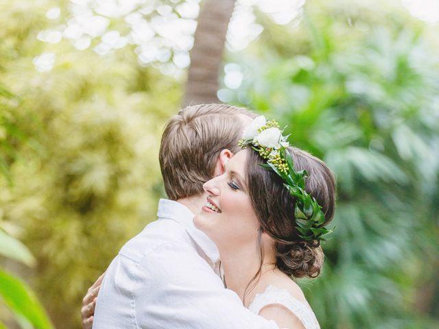 Donald and Kirby's Wedding in Kihei, Hawaii 36