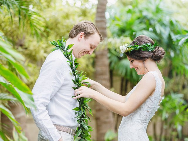 Donald and Kirby's Wedding in Kihei, Hawaii 38