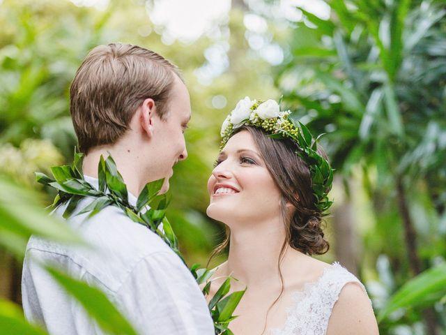Donald and Kirby's Wedding in Kihei, Hawaii 39