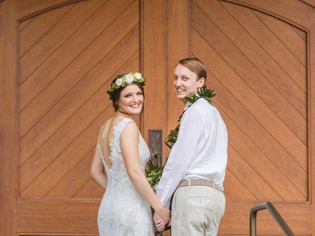 Donald and Kirby's Wedding in Kihei, Hawaii 41