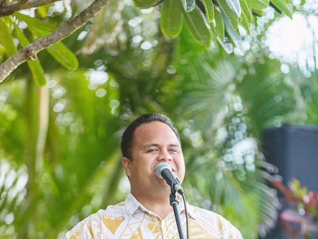 Donald and Kirby's Wedding in Kihei, Hawaii 48