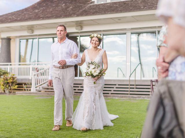Donald and Kirby's Wedding in Kihei, Hawaii 52