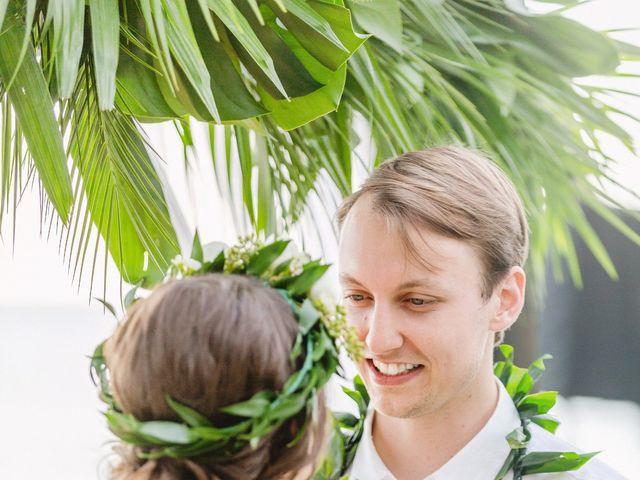 Donald and Kirby's Wedding in Kihei, Hawaii 59
