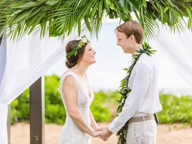 Donald and Kirby's Wedding in Kihei, Hawaii 60