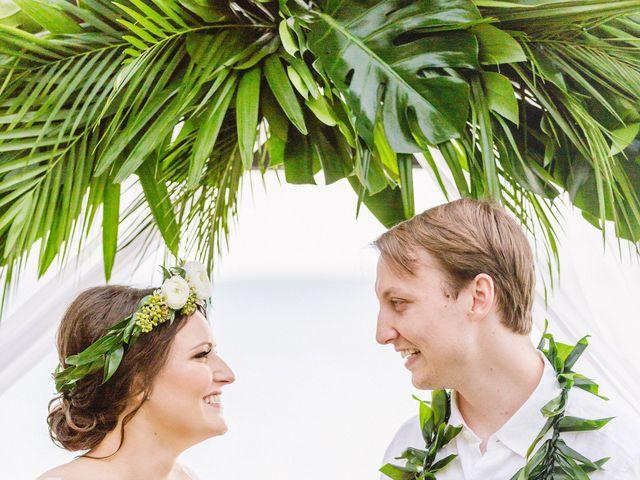 Donald and Kirby's Wedding in Kihei, Hawaii 63