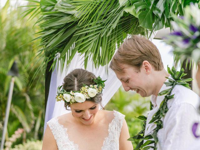 Donald and Kirby's Wedding in Kihei, Hawaii 64