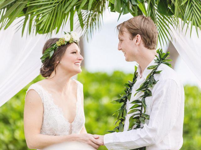 Donald and Kirby's Wedding in Kihei, Hawaii 66