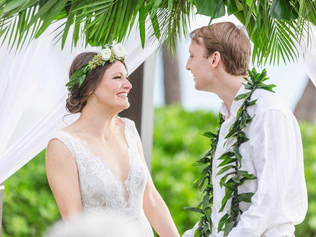 Donald and Kirby's Wedding in Kihei, Hawaii 67
