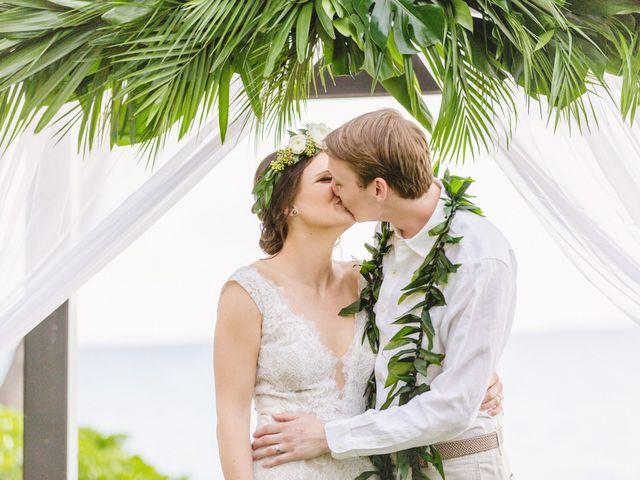 Donald and Kirby's Wedding in Kihei, Hawaii 69