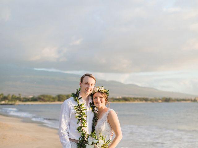 Donald and Kirby's Wedding in Kihei, Hawaii 75