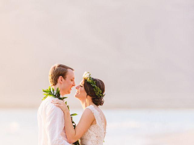 Donald and Kirby's Wedding in Kihei, Hawaii 81